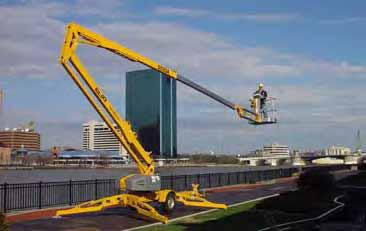 Global Boom Lift Market 2016: Industry Supply, Demand, Growth
