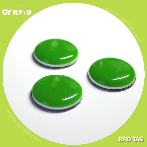 Multi-color programmable rfid expoxy nfc tags (gyrfidstore)