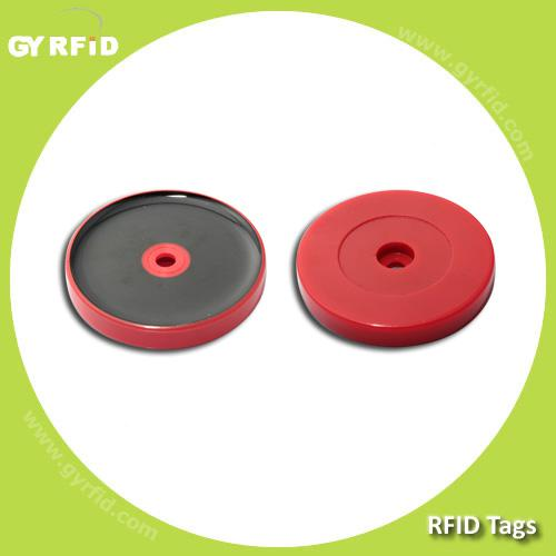 ABS programmable rfid contactless tokens for rfid