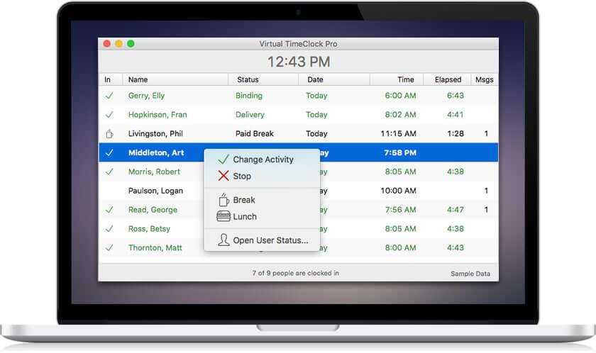 Virtual TimeClock 16 Helps Employers Simplify Labor Compliance