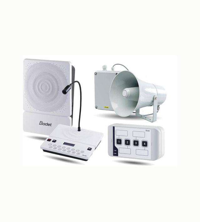 Harmonys Integrated PA and Emergency Alarm System