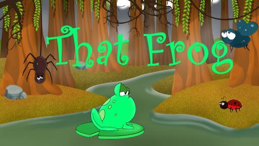 That Frog on Kickstarter