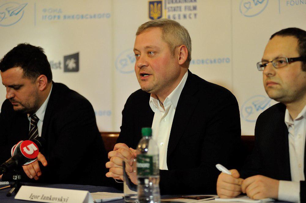 IGOR IANKOVSKYI FOUNDATION HAS CONDUCTED THE FIRST DAYS OF UKRAINIAN CINEMA IN LONDON