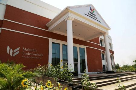 Mahindra Ecole Centrale College Of Engineering Hyderabad