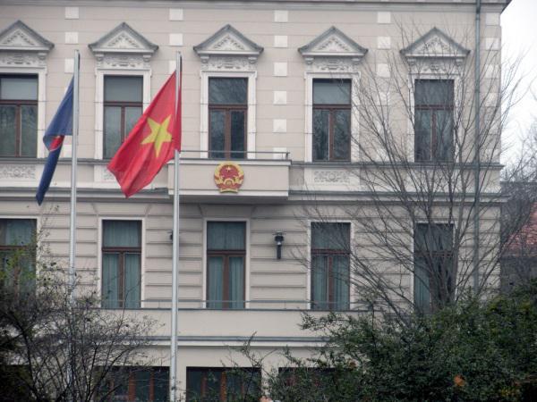Vietnam Embassy in Berlin
