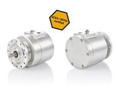 Encoder Ex FG 40: Explosion-proof to ATEX and IECEx