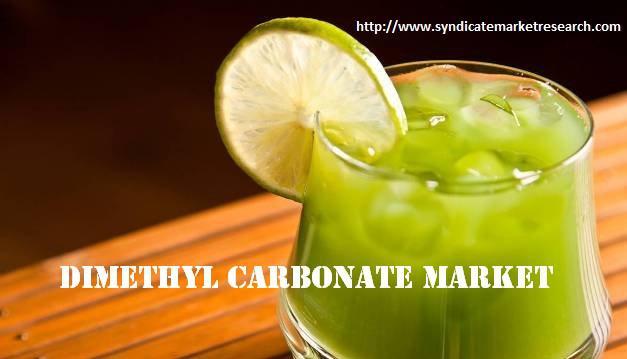 SMR: Dimethyl Carbonate Market Value Share, Supply Demand,