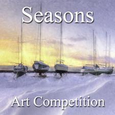 "5th Annual ""Seasons"" Online Art Competition Announced by Art"