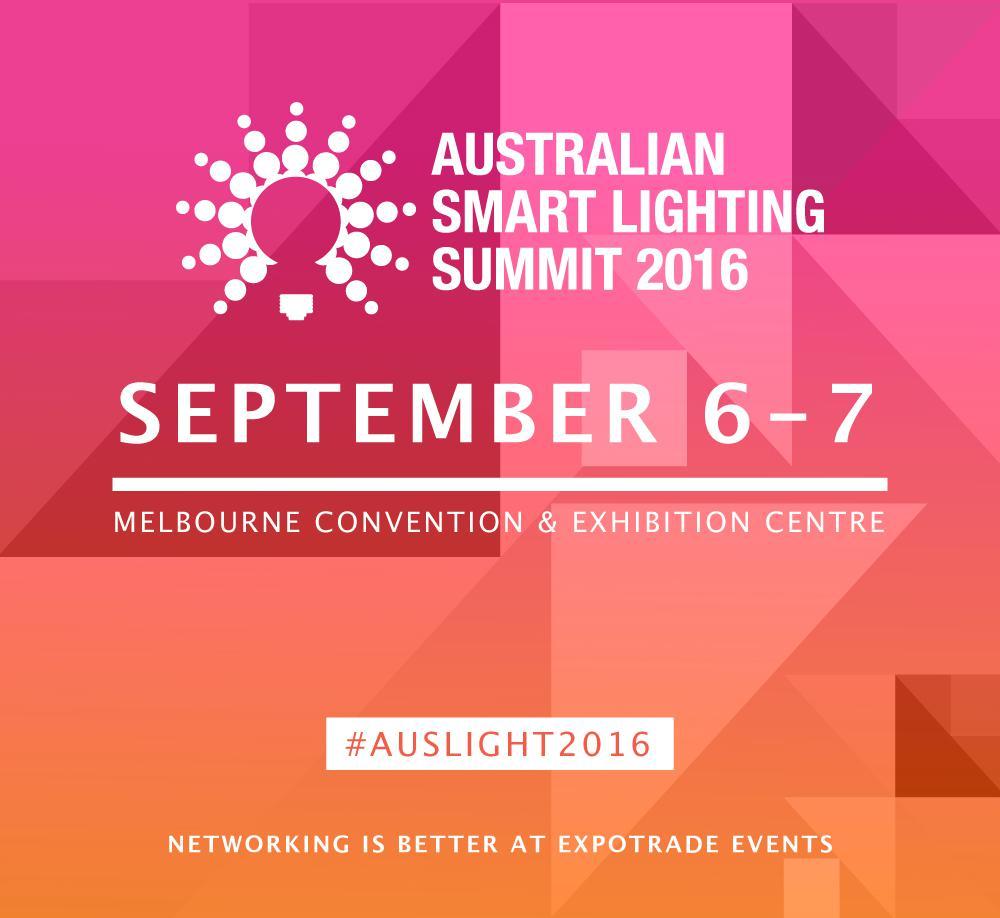 Final Countdown: Australia's Largest Public Lighting Summit