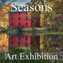 """""""Seasons"""" Art Exhibition Results Now Online & Ready to View"""