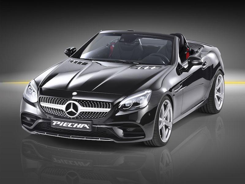 SmartTOP Additional Top Control for Mercedes-Benz SLC Roadster