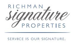 Richman Signature Properties Announces Two Property Openings