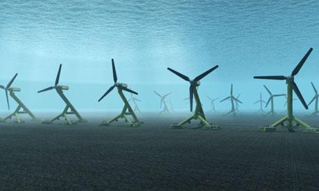Global Wave and Tidal Energy Market industry analysis,