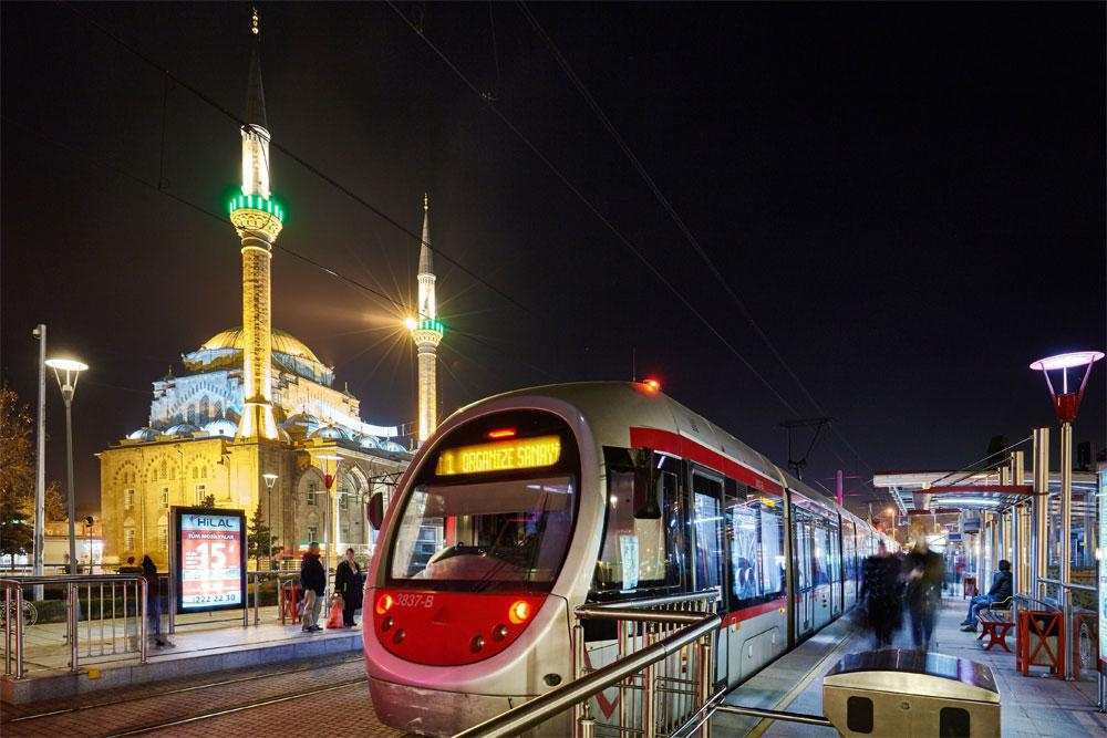 IVU enters the Turkish market (Image: Kayseri Ulasim A.S.)