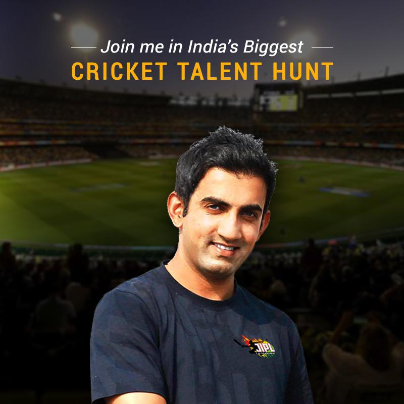 Registration IJPLT20, India's Biggest Cricketing Talent Hunt