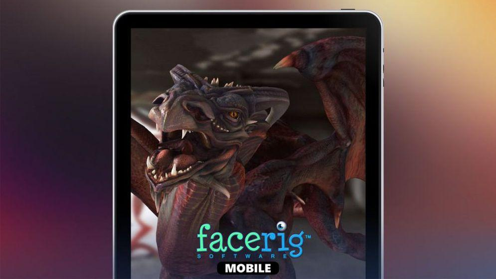 FaceRig Mobile out now!