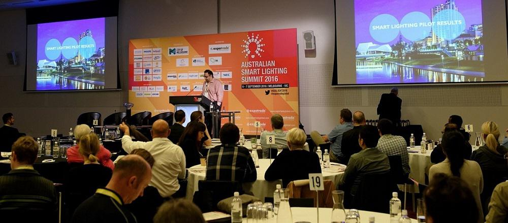 Lighting the Way Forward at the Australian Smart Lighting Summit