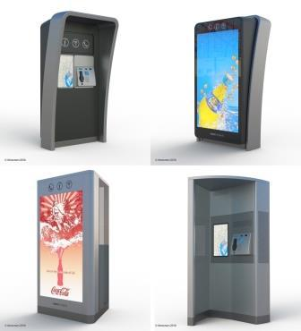 Leading digital screen solutions provider has extended their portfolio to now include a range of smart city products