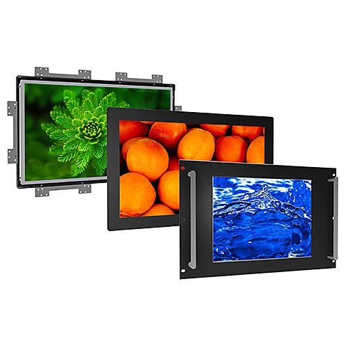 Distec's new industrial POS-Line V2 series monitors feature robustness and high flexibility