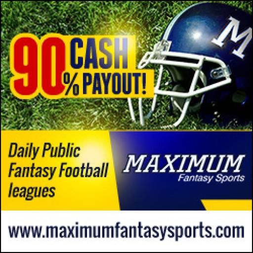 Maximum Fantasy Sports Keeps All NFL Players in Play During