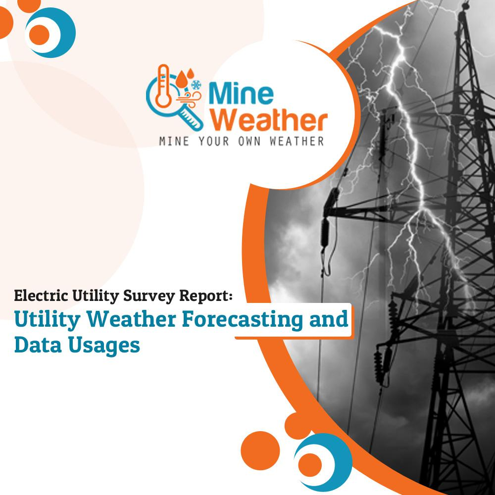 Electric Utility Survey Report: Utility Weather Forecasting