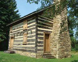 Historic Lochry Blockhouse