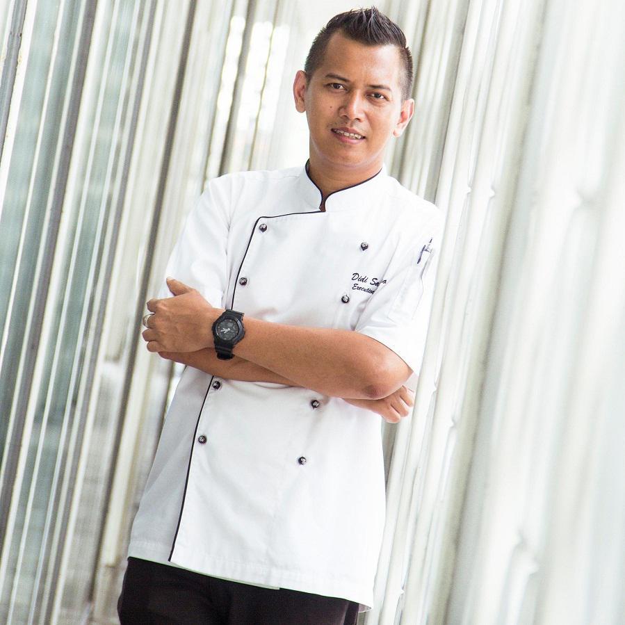 Executive Chef Didi Sarwono, Royal Ambarrukmo Yogyakarta