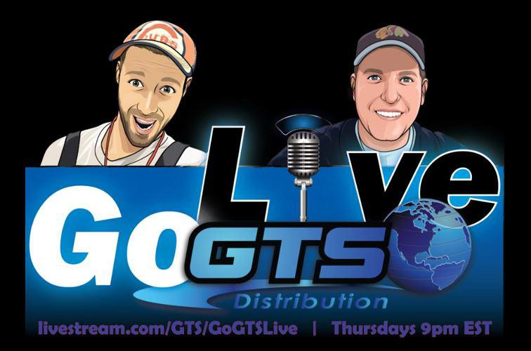 Sports & Entertainment Collectibles Hobby's ONLY Live Streaming Video Show