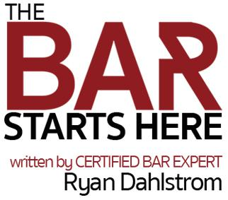 The Bar Starts Here