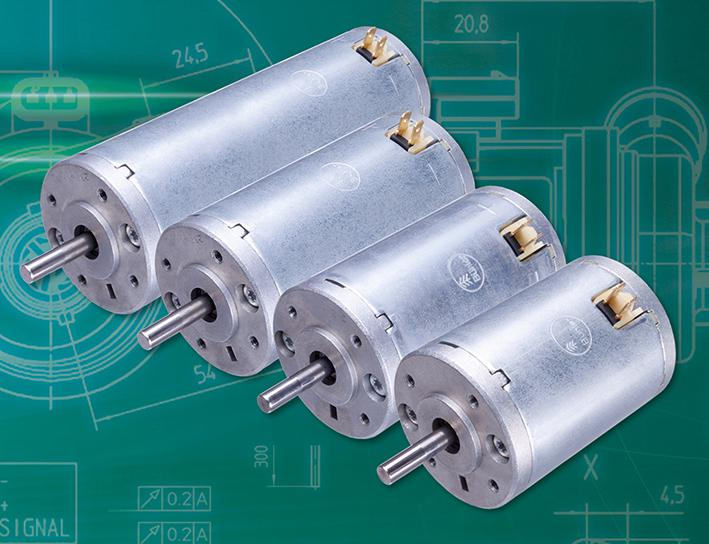 Performance redefined: The new Bühler Motor 51 mm diameter DC drive family