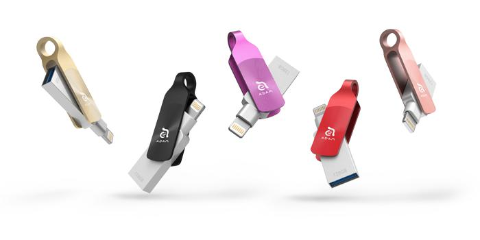 Lightning and USB combined in an elegant design: iKlips DUO+
