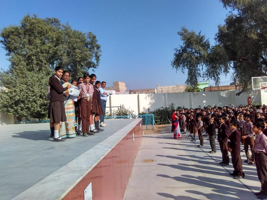 JMA Pilani Constitution Day 26/11 a Day that cannot be forgotten by Citizens of India Today