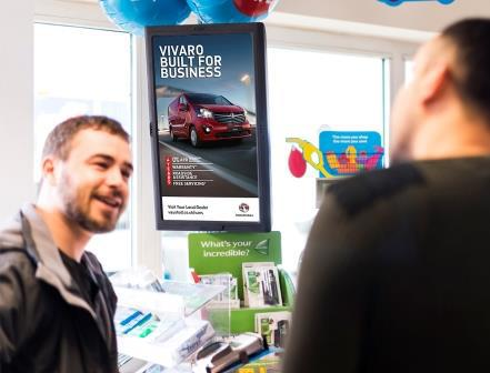 Clear Channel UK extends forecourt network media sales deal for a further 3 years