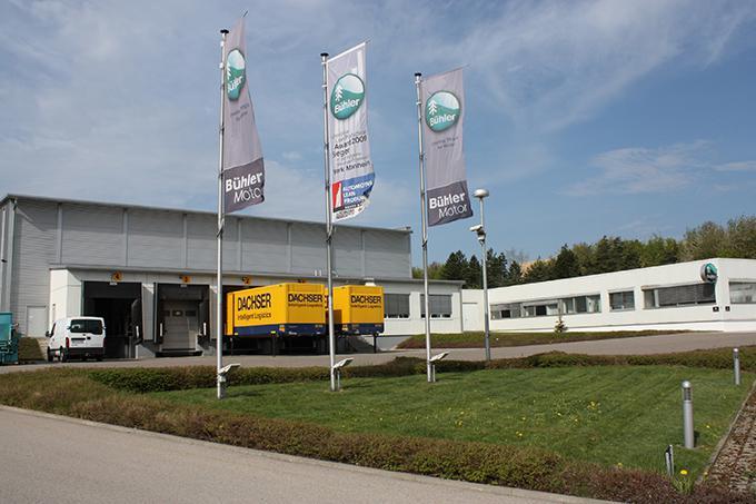 Bühler Motor site, Monheim