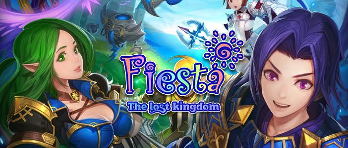 Fiesta Online - The Lost Kingdom – Part one of the great level cap