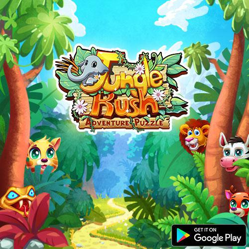 Jungle Rush - Adventure Puzzle for Android