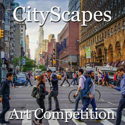 "7th Annual ""CityScapes"" Online Art Competition Announced by Art"