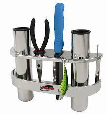 Accessory Holder for Boats
