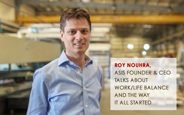 ASIS founder & CEO