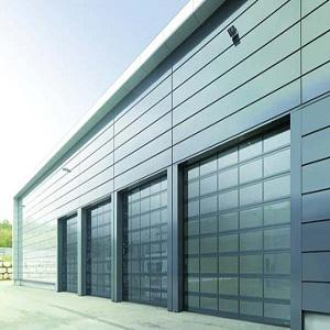 Global Industrial Sectional Doors Market 2017 - SEUSTER, Wilcox