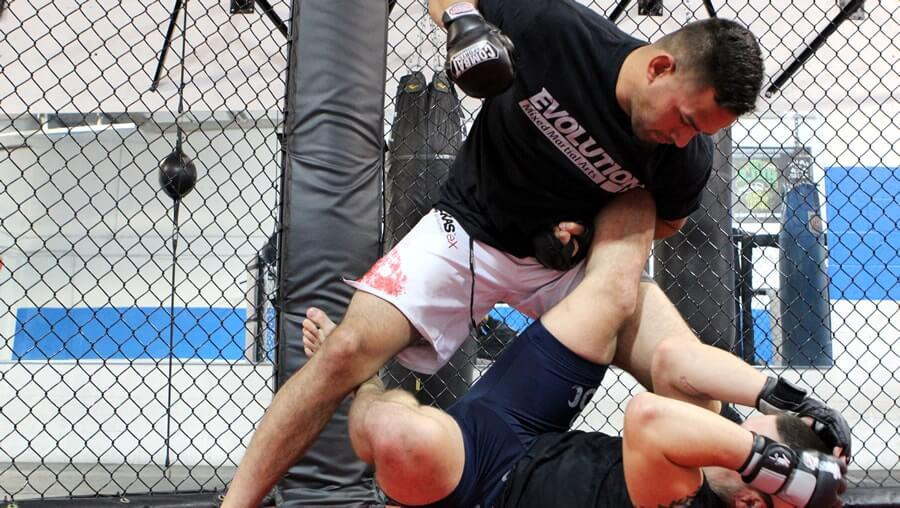 Evolution MMA Rings in the New Year with Launch of New Website
