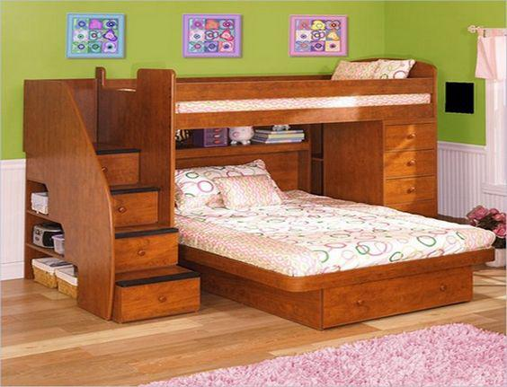 Bedeck The Bedroom With Bunk Beds