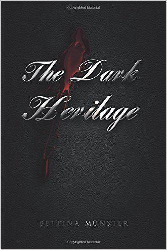 "Cover ""The Dark Heritage"""