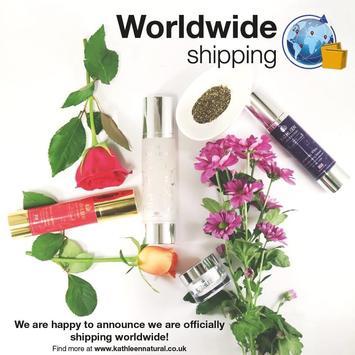 Kathleen Natural Shipping Worldwide