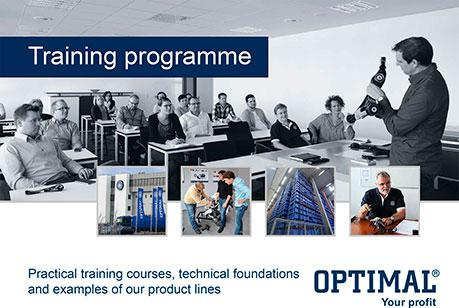 Training programme: international training academy OPTIMAL