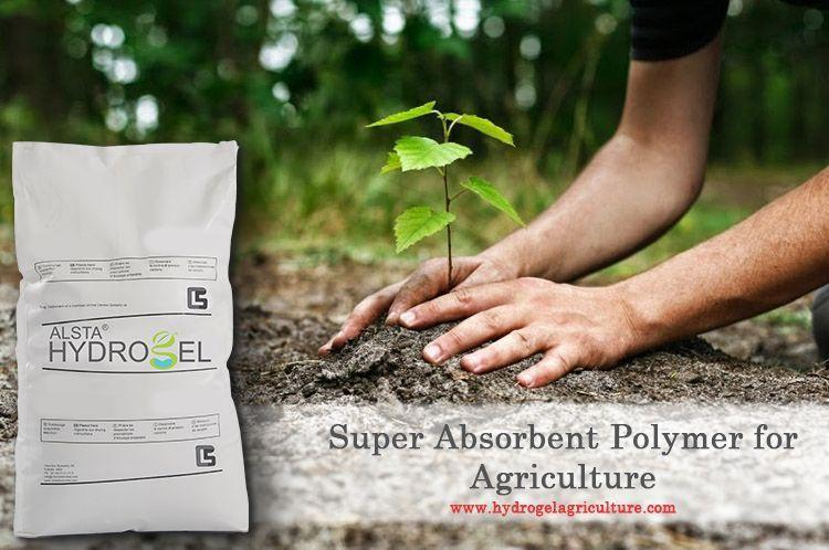 Hydrogel Agriculture - ALSTA HYDROGEL