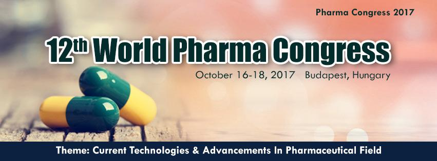 12th World Pharma Congress
