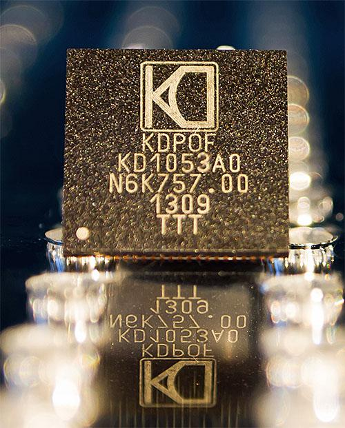 KDPOF starts sampling of the first automotive Gigabit Ethernet over POF (GEPOF) transceiver