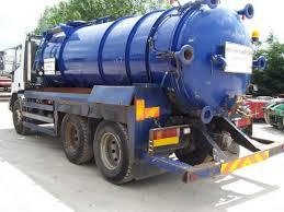 Suction Sewage Truck