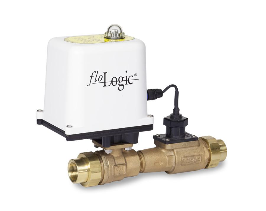 FloLogic Leak Detection Automatic Water Shut Off Valve